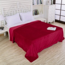 Flannel Checker Rojo