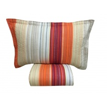 Paradise Stripe Orange