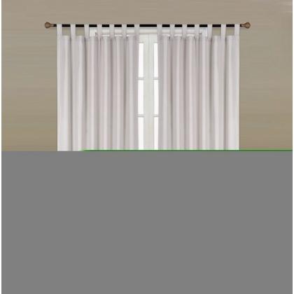 blanqueriacom cortina de lino 140x220cm con presilla cortinas otros - Cortinas Lino